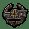 """Награда """"Снайпер"""" в World of Tanks"""