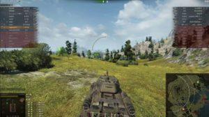 Скриншоты в бою: