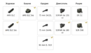 Как правильно исследовать AMX ELC