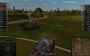 Новые прицелы для обновления World Of Tanks