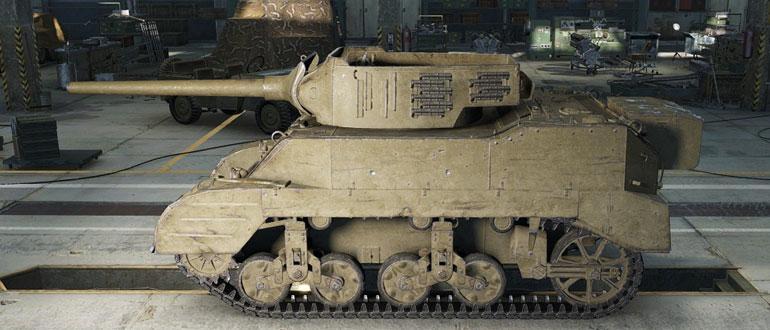 Гайд по танку М8А1