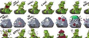 Смайлы в World of Tanks
