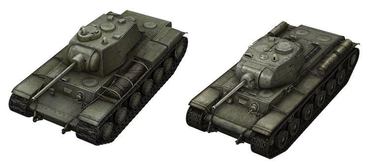 Что выбрать между Т-150 и КВ-1С?